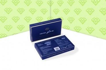 Coco Glam Whitening strips